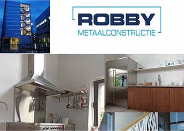 U kan nog steeds terecht bij Robby voor uw inox- en metaal maatwerk!